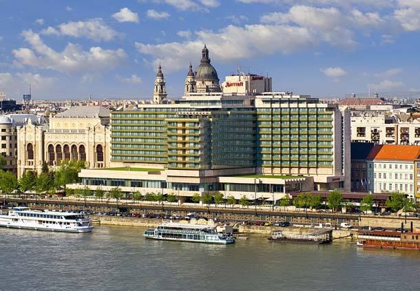 Marriott Hotel Budapest