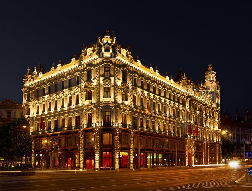 Buddhabar Hotel Budapest