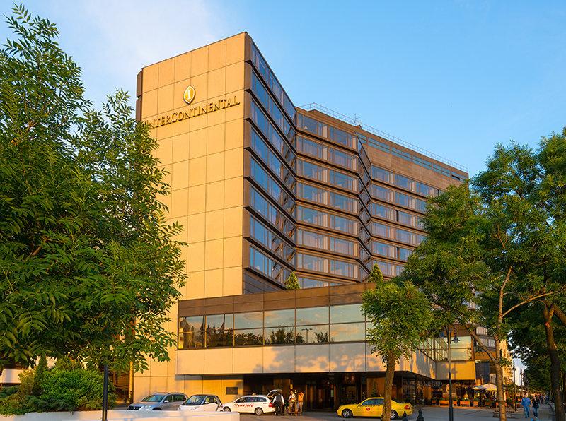 Intercontinental Hotel Budapest